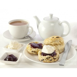 Cream Tea £6.95 per person