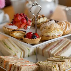 Afternoon Tea £14.95 per person